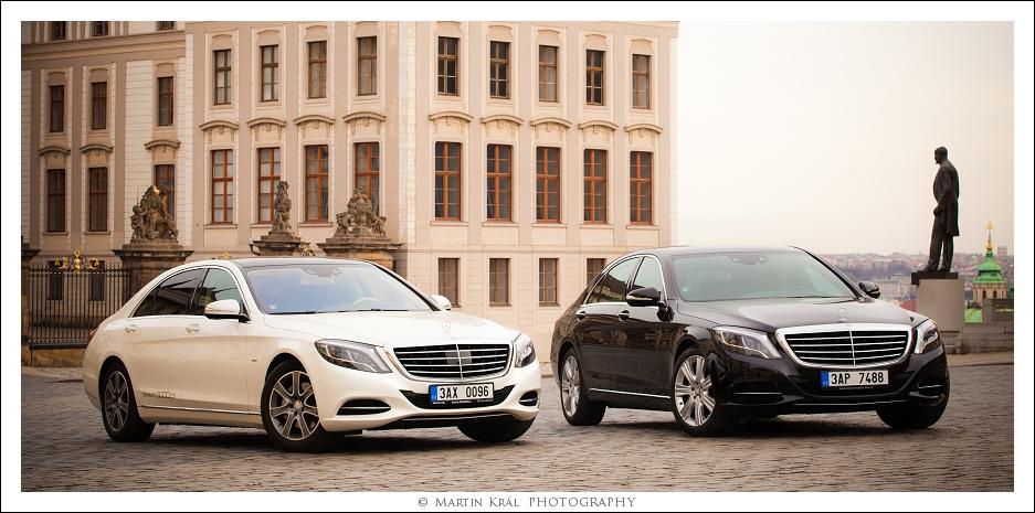 Mercedes-S_b-w